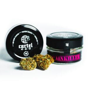 cartel420-painkiller-cbd-květy-cbd-hemp-flowers-cbd-buds