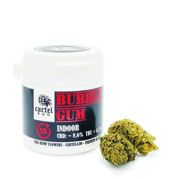 CBD-kvety-konopi-BUBBLE-GUM-1
