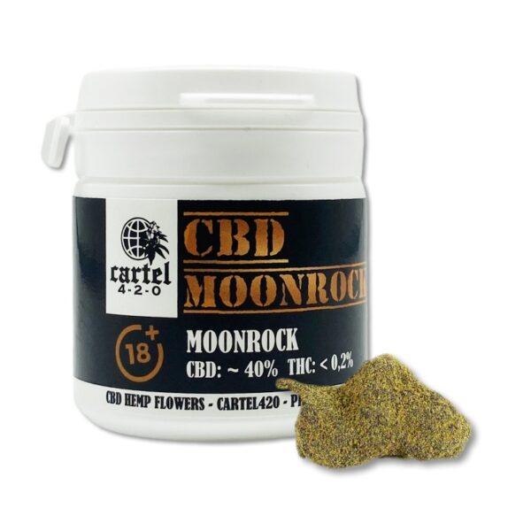 CBD MOONROCK ~ 40% CBD