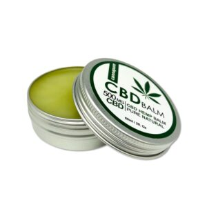 Cannapure - CBD konopná mast (500 mg CBD)