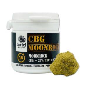 CBG MOONROCK ~ 25% CBG